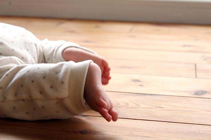 姫路市の注文住宅で使われる自然素材の床