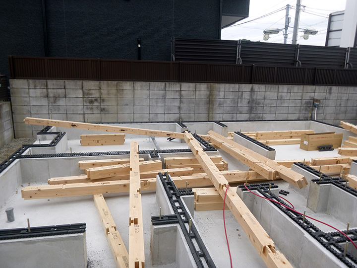 姫路市の注文住宅で耐震対策の家づくり