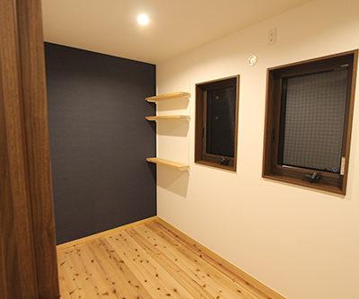 姫路市の注文住宅  寝室
