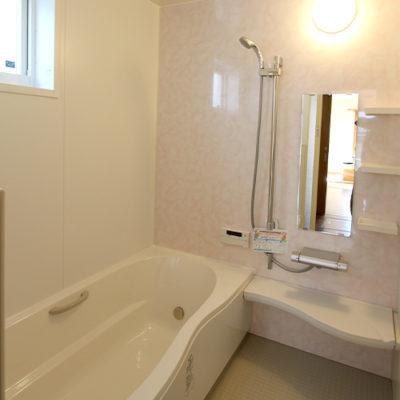姫路市の注文住宅 浴室