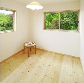 姫路市の無垢の家づくりのKid's Room