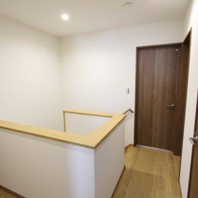 姫路市の注文住宅 階段