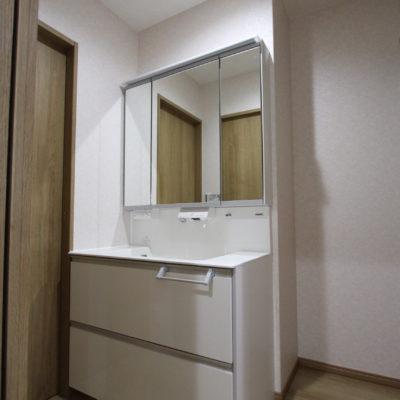 姫路市の注文住宅 洗面所