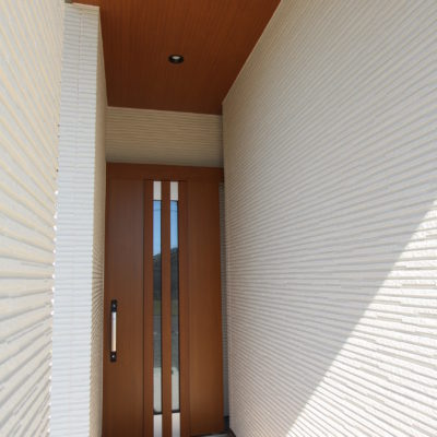 姫路市の注文住宅 玄関