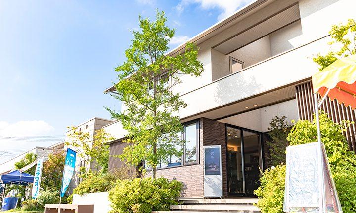 姫路の注文住宅の外壁イメージ