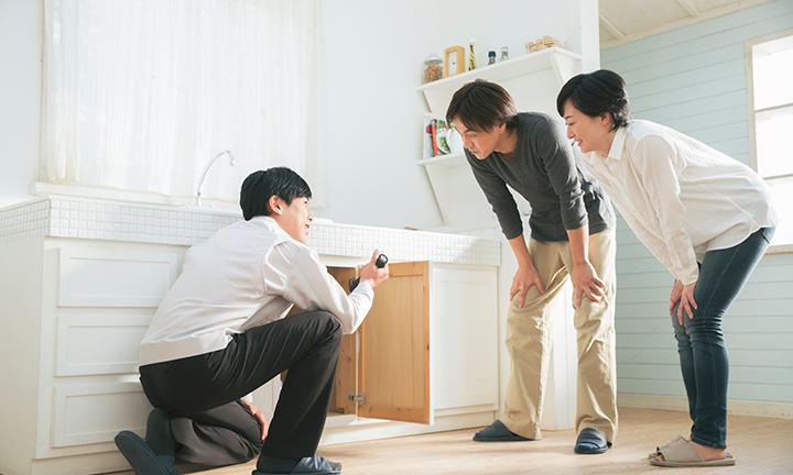 姫路市の住宅で充実したアフターメンテナンス