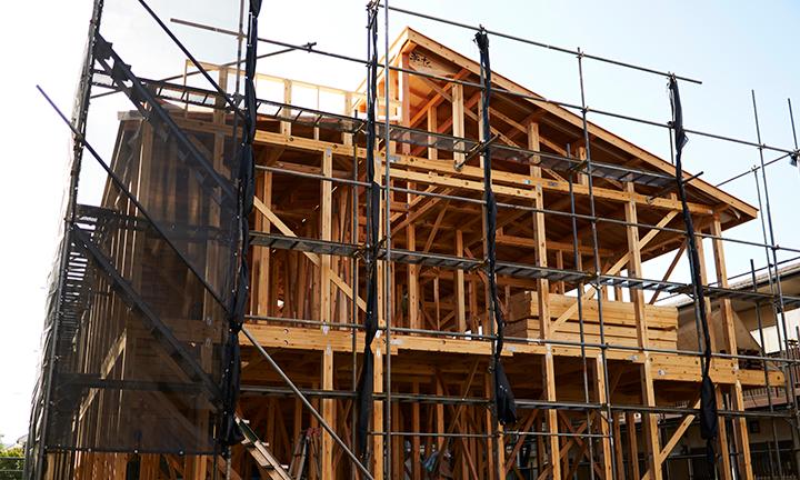 住宅ローン総額の70%を締める本体工事費