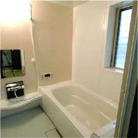 姫路市の無垢の家づくり・Bath Room