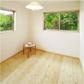 姫路市の無垢の家づくり・Kid's Room