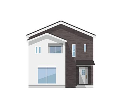 姫路市でコストを抑えための20坪の家のイメージ