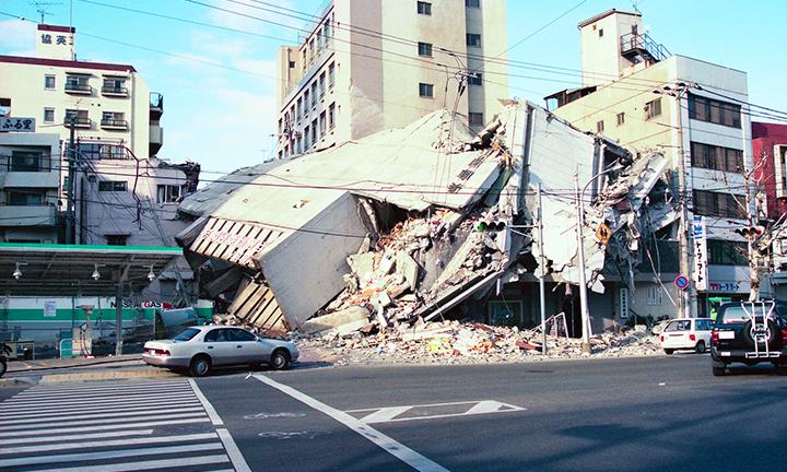 大地震でも安全な地震に強い家