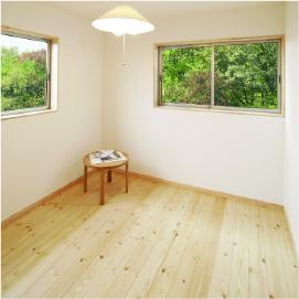 姫路市の無垢の家づくり、Kid's Room