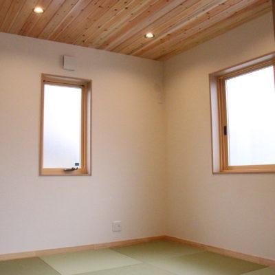 姫路市注文住宅 和室